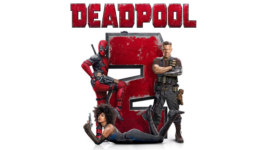 Deadpool 2 Quad HD Wallpaper