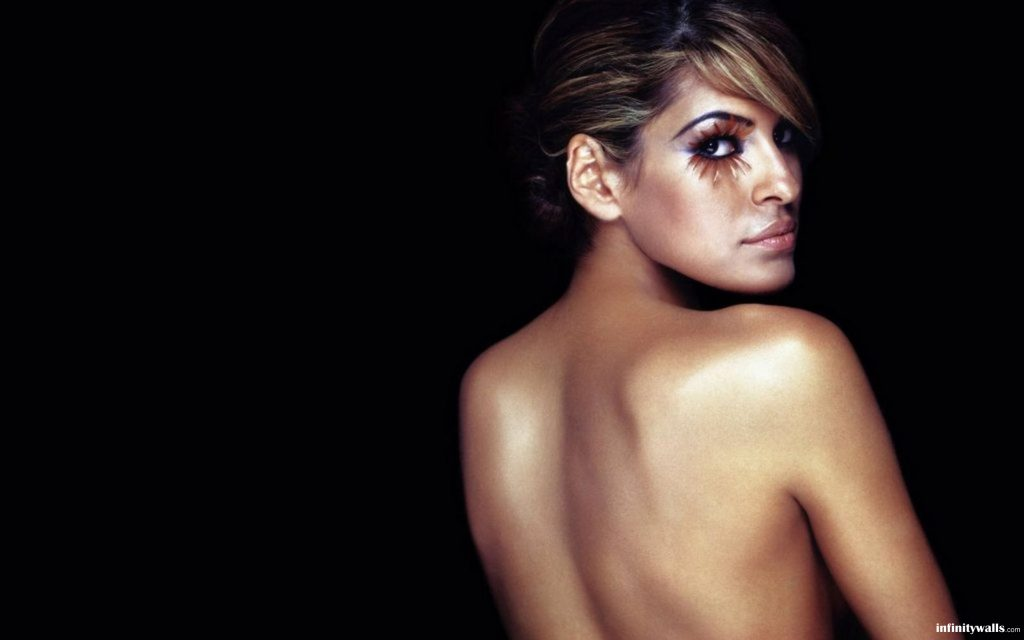 Eva Mendes Widescreen Wallpaper