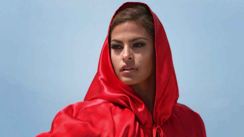 Eva Mendes Full HD Wallpaper
