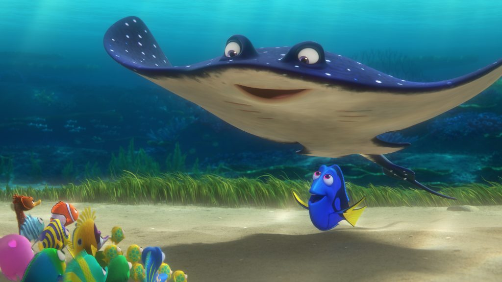 Finding Dory Wallpaper