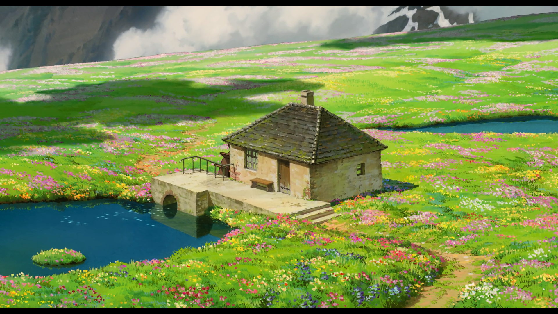 Howl's Moving Castle Wallpapers, Pictures, Images