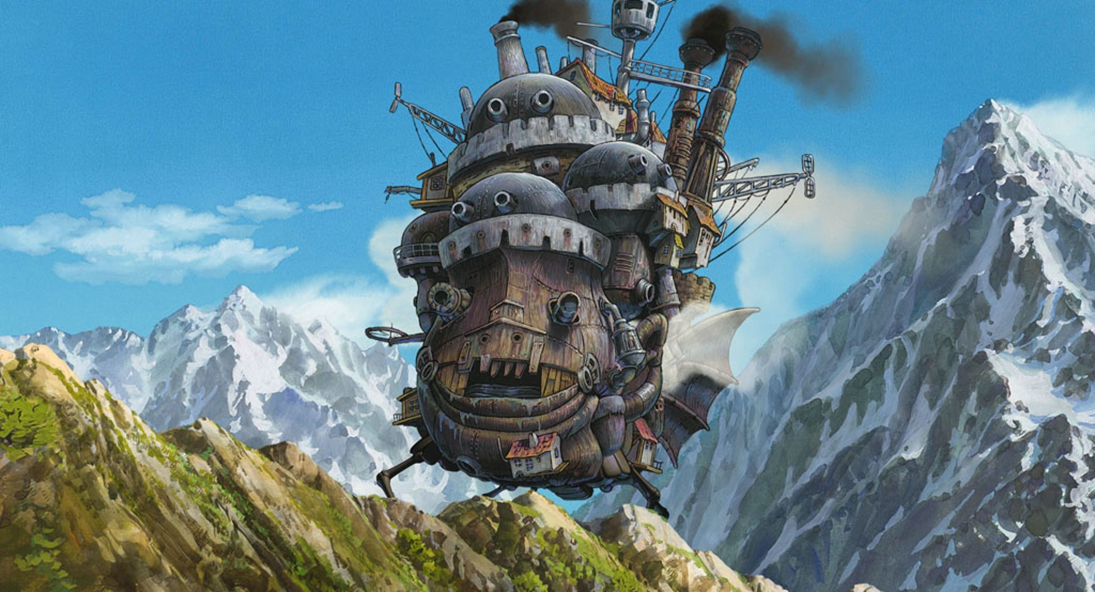 Howl S Moving Castle Wallpapers Pictures Images