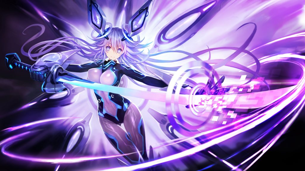 Hyperdimension Neptunia 4K UHD Background