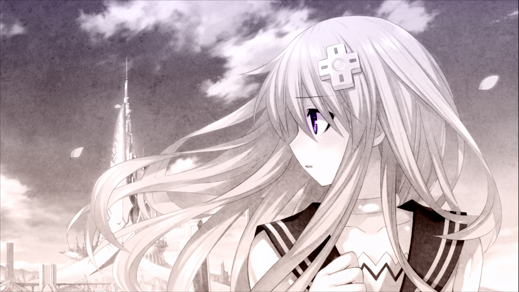 Hyperdimension Neptunia Background