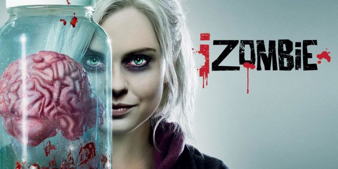 IZombie Backgrounds