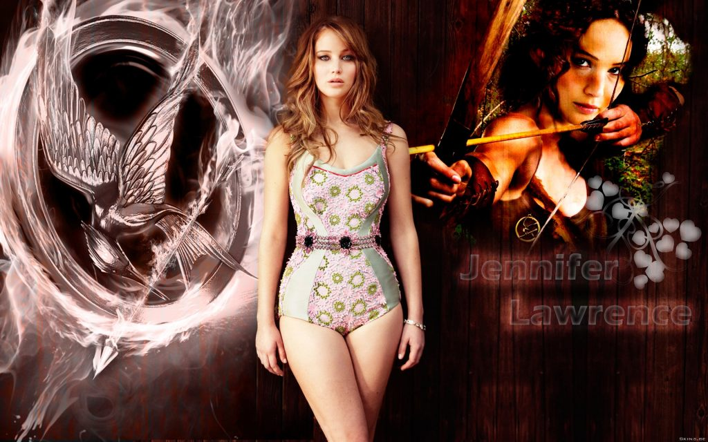 Jennifer Lawrence HD Widescreen Wallpaper