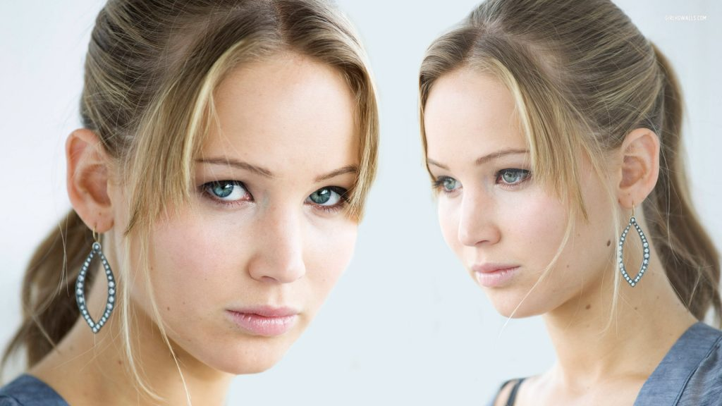 Jennifer Lawrence Full HD Background