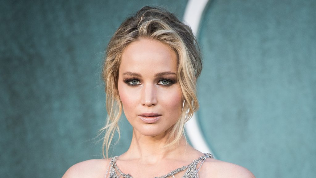 Jennifer Lawrence Background