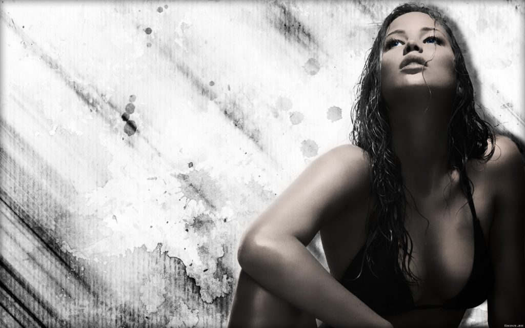 Jennifer Lawrence Widescreen Background