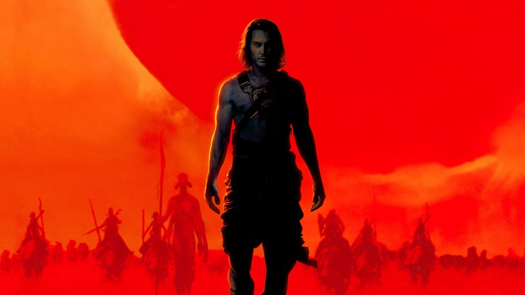 John Carter Full HD Background