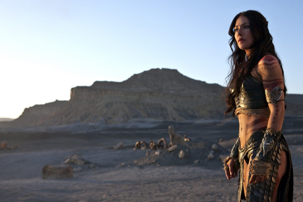 John Carter Background