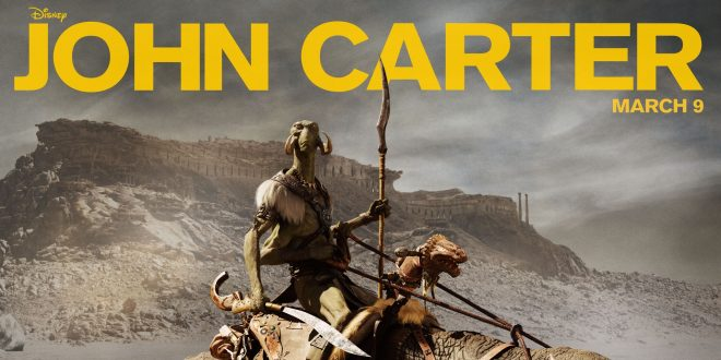 John Carter Backgrounds