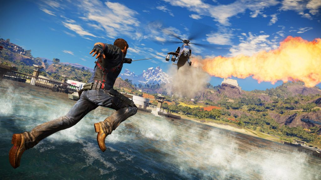 Just Cause 3 Full HD Background