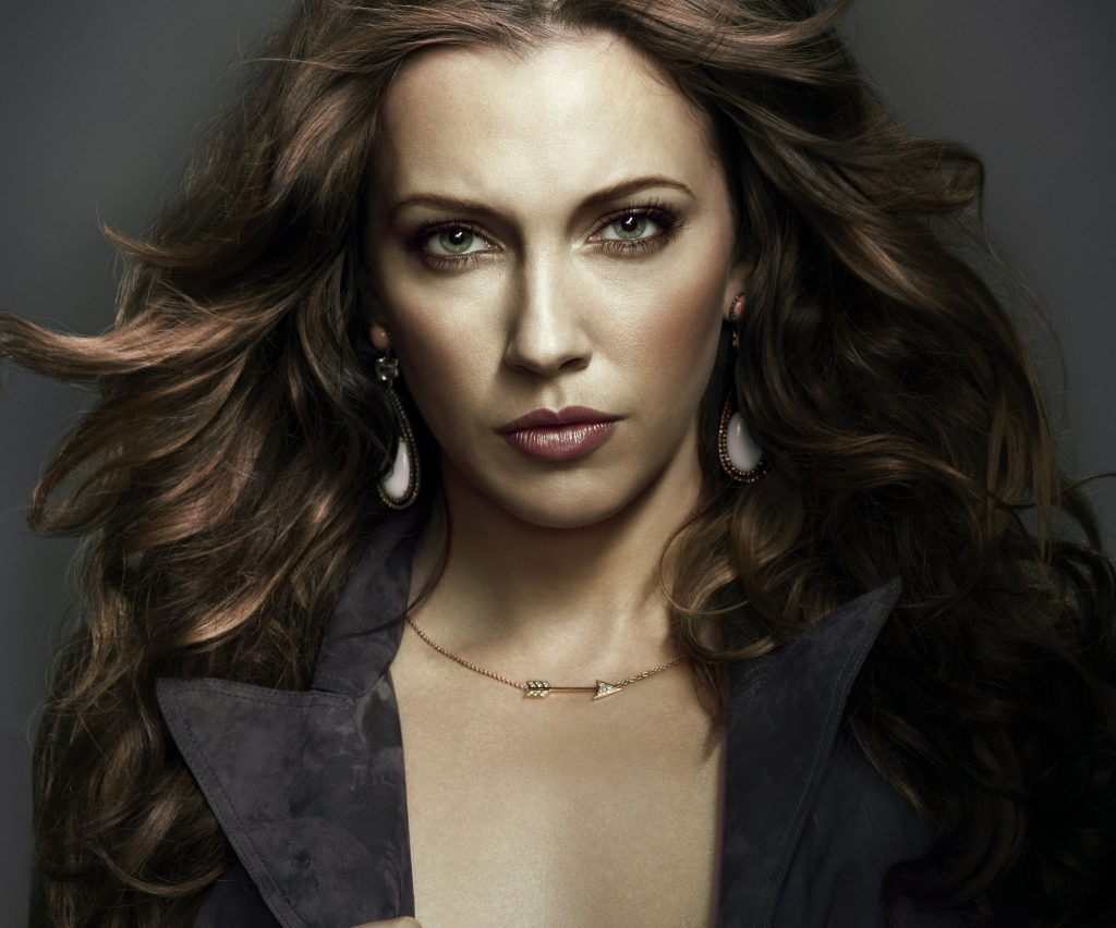 Katie Cassidy Background