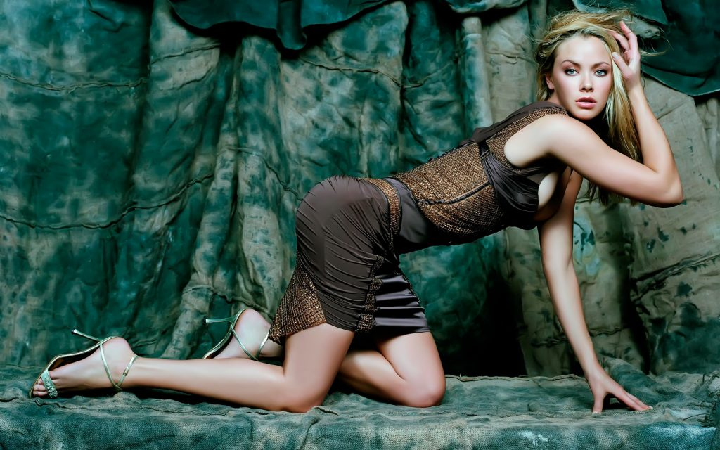 Kristanna Loken Widescreen Wallpaper