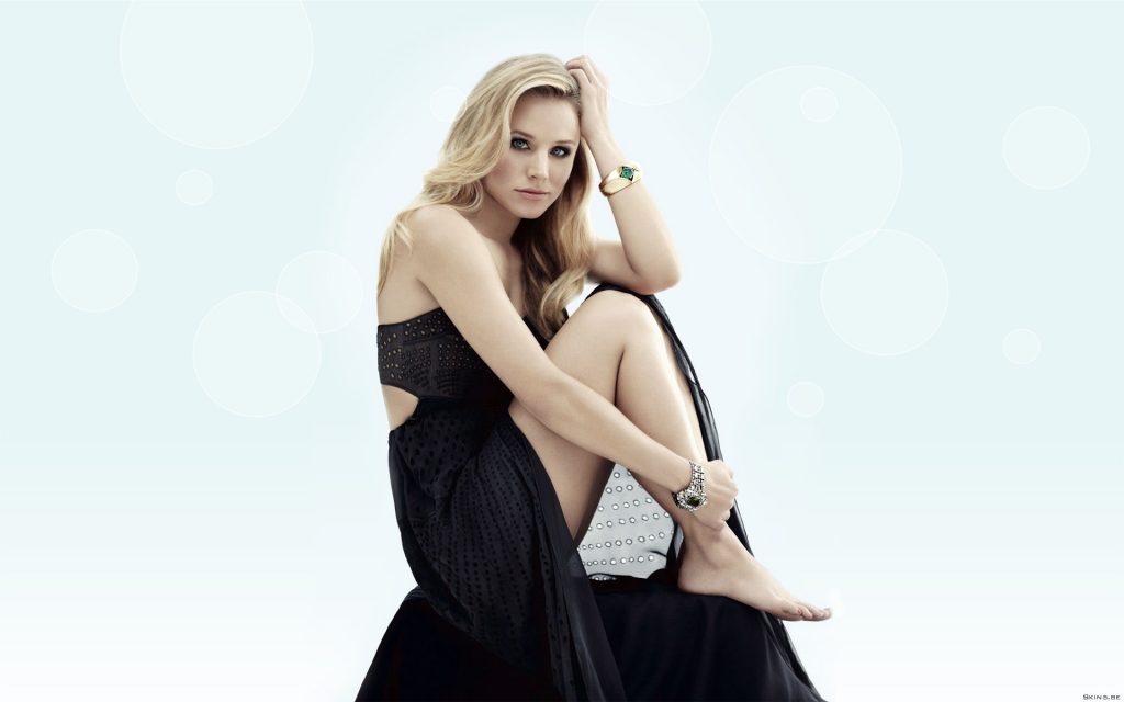 Kristen Bell Widescreen Background