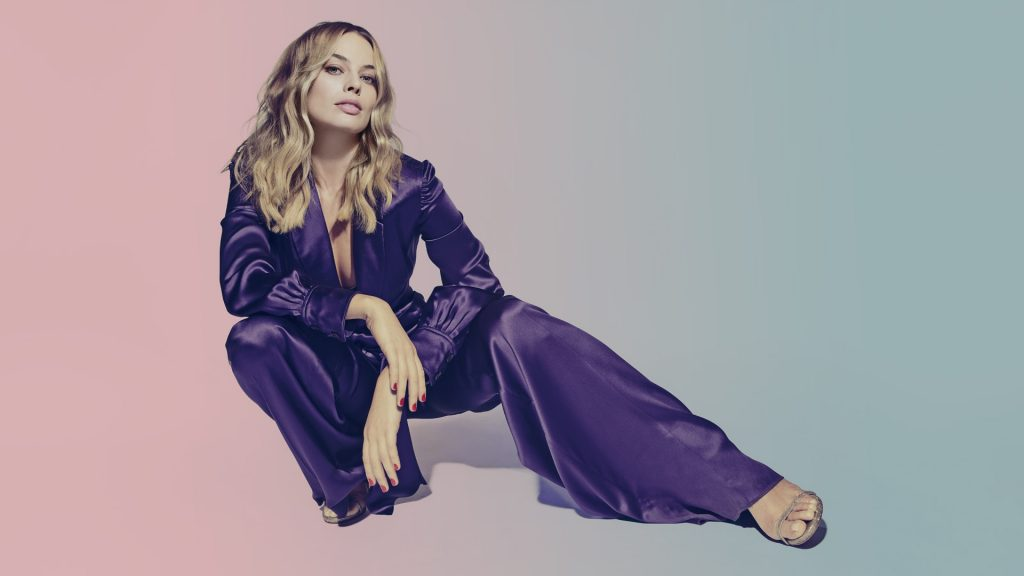 Margot Robbie HD Full HD Wallpaper