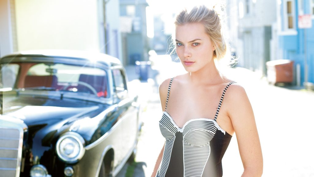 Margot Robbie HD Quad HD Wallpaper