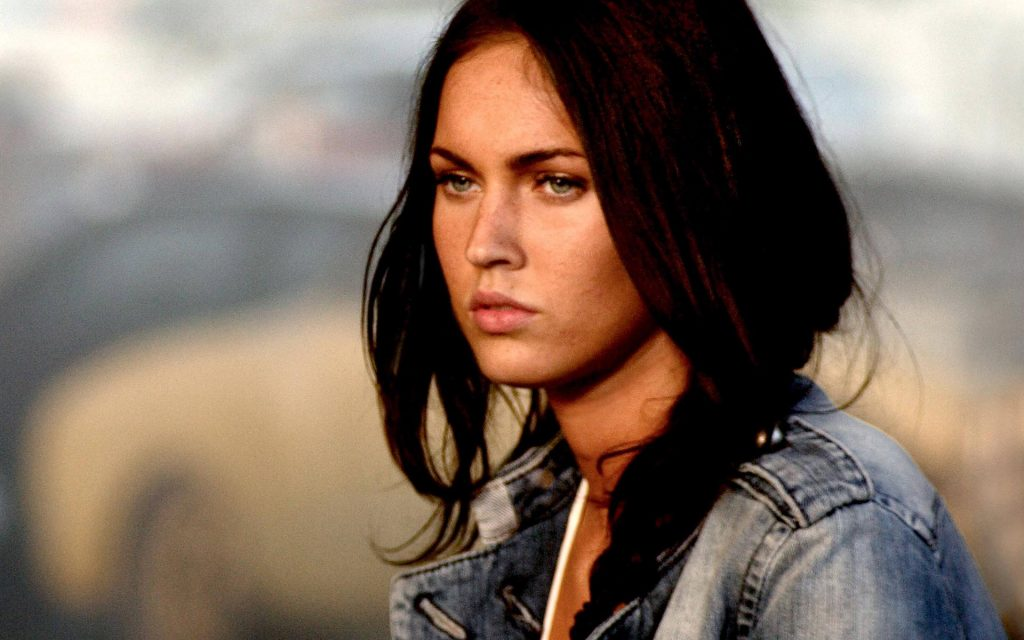 Megan Fox Widescreen Wallpaper