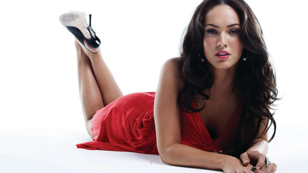 Megan Fox Full HD Wallpaper