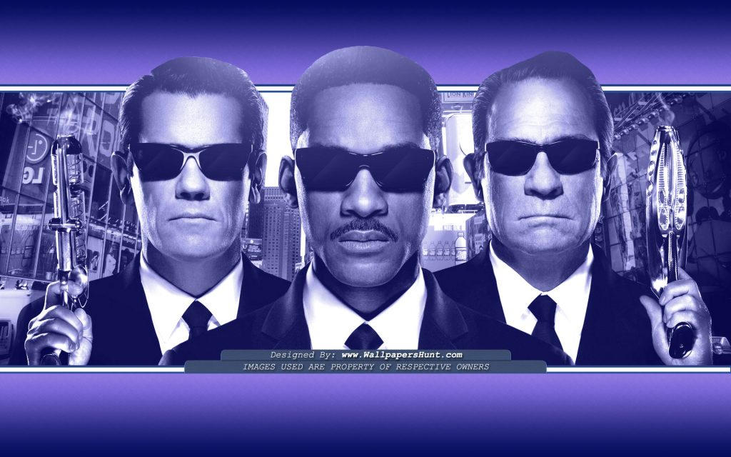 Men In Black 3 Widescreen Wallpaper