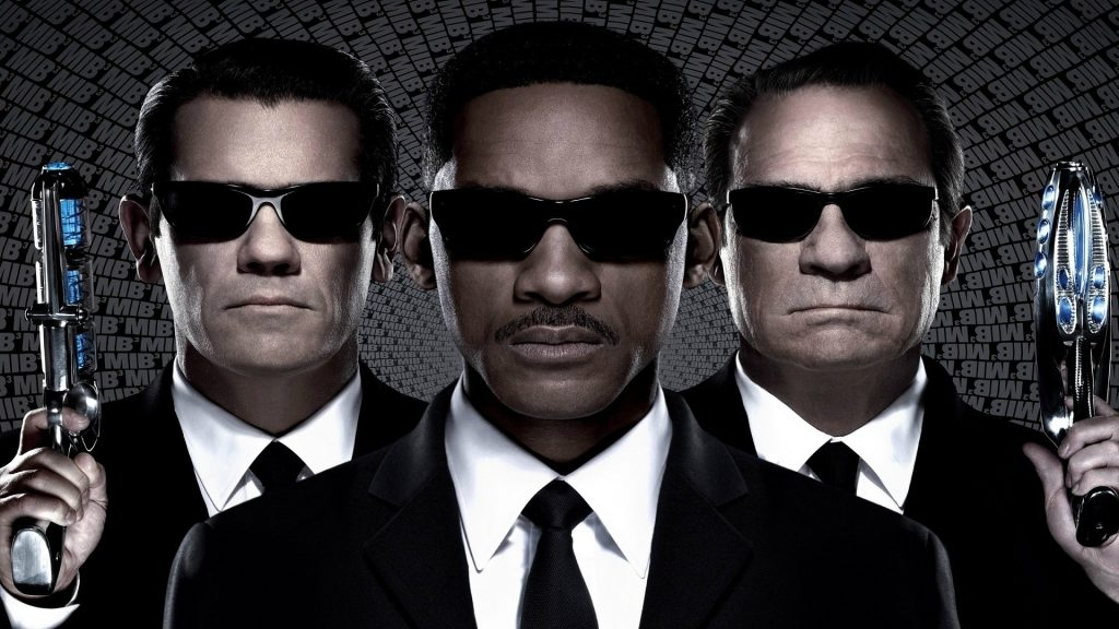 Men In Black 3 Full HD Wallpaper