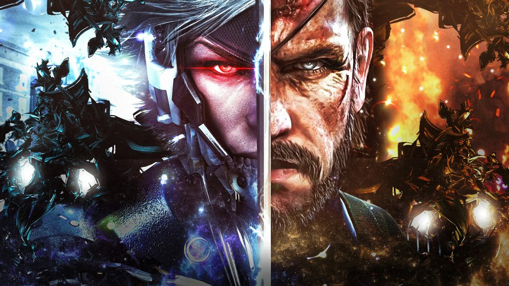 Metal Gear Rising: Revengeance Quad HD Background