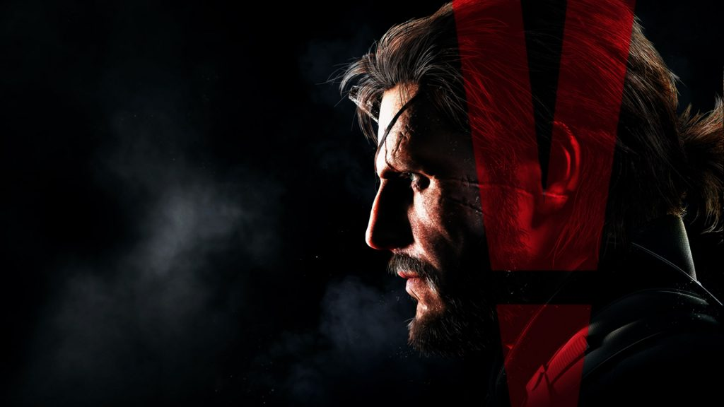 Metal Gear Solid V: The Phantom Pain Full HD Background