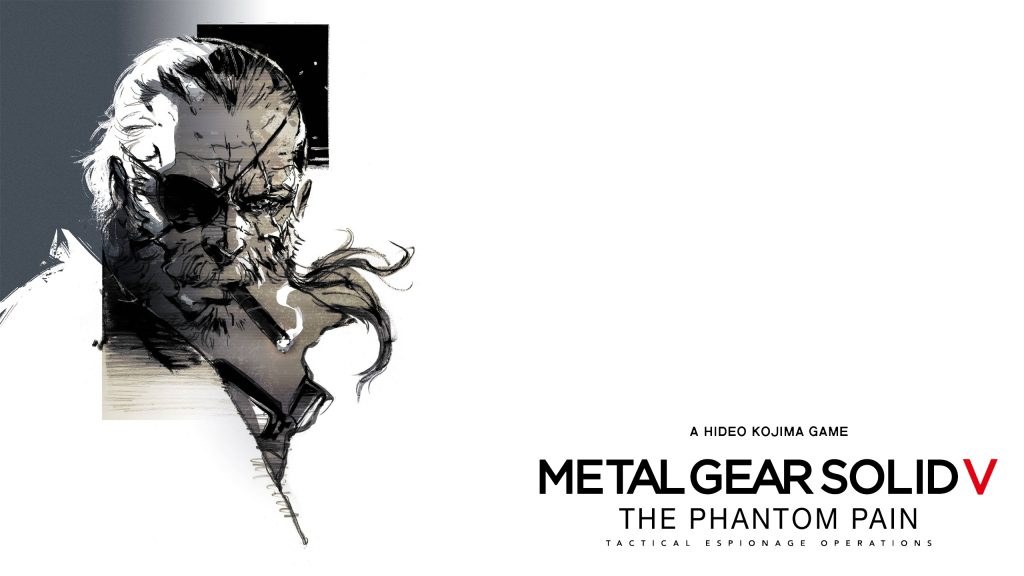 Metal Gear Solid V: The Phantom Pain Quad HD Background
