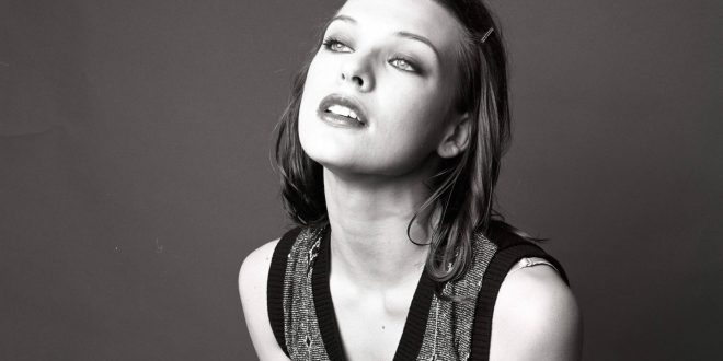 Milla Jovovich HD Wallpapers