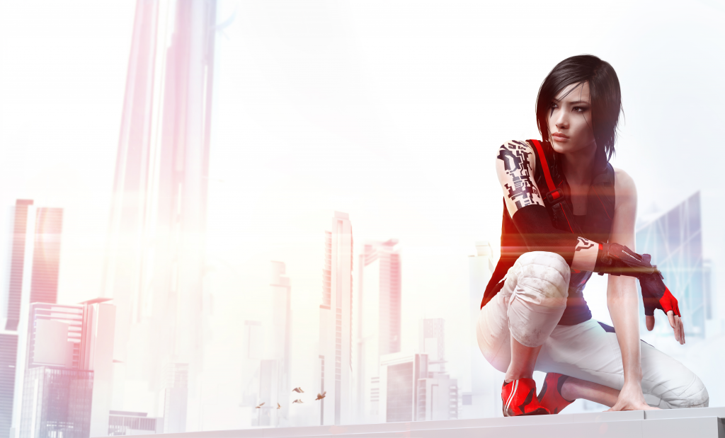 Mirror's Edge Catalyst Background