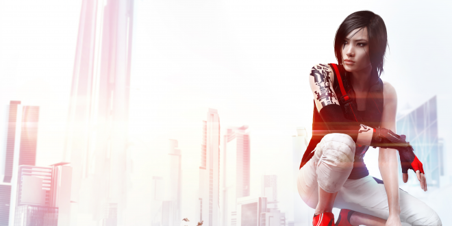 Mirror's Edge Catalyst Backgrounds
