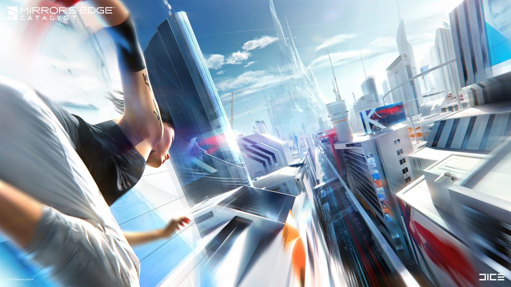 Mirror's Edge Catalyst Full HD Background