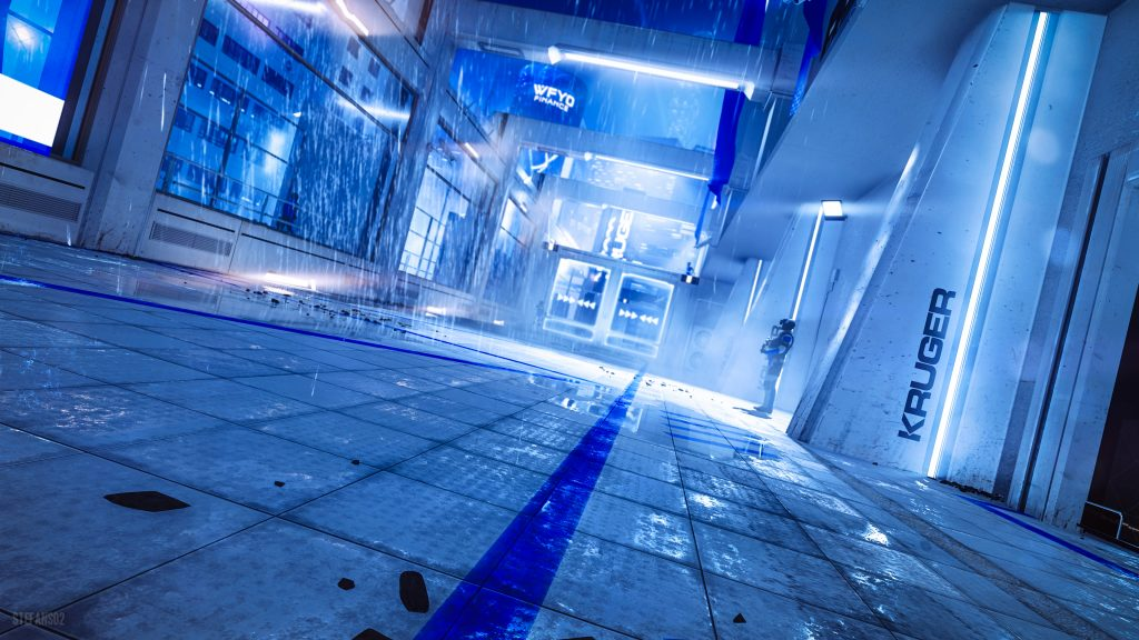 Mirror's Edge Catalyst 4K UHD Background
