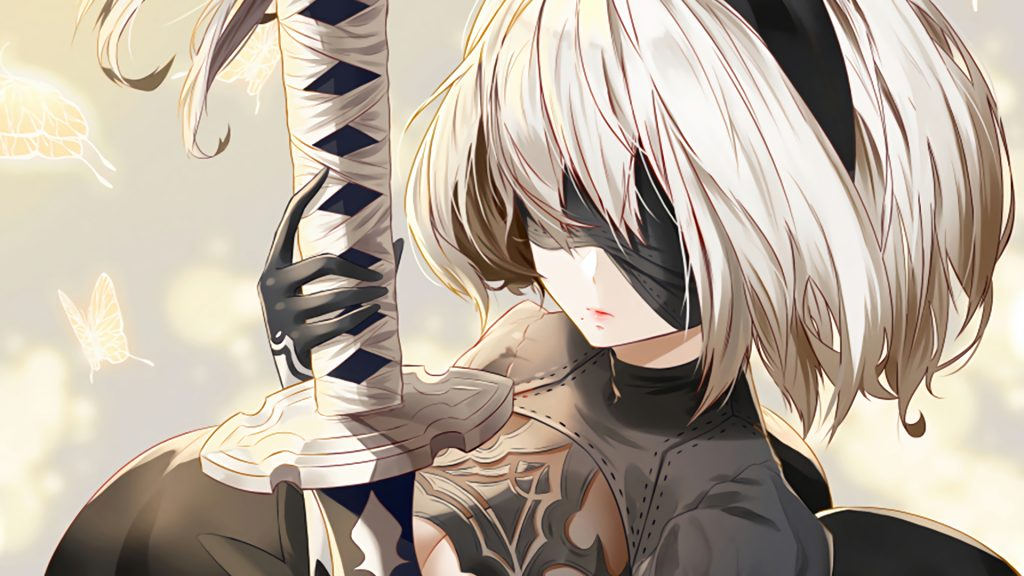 NieR: Automata Full HD Wallpaper