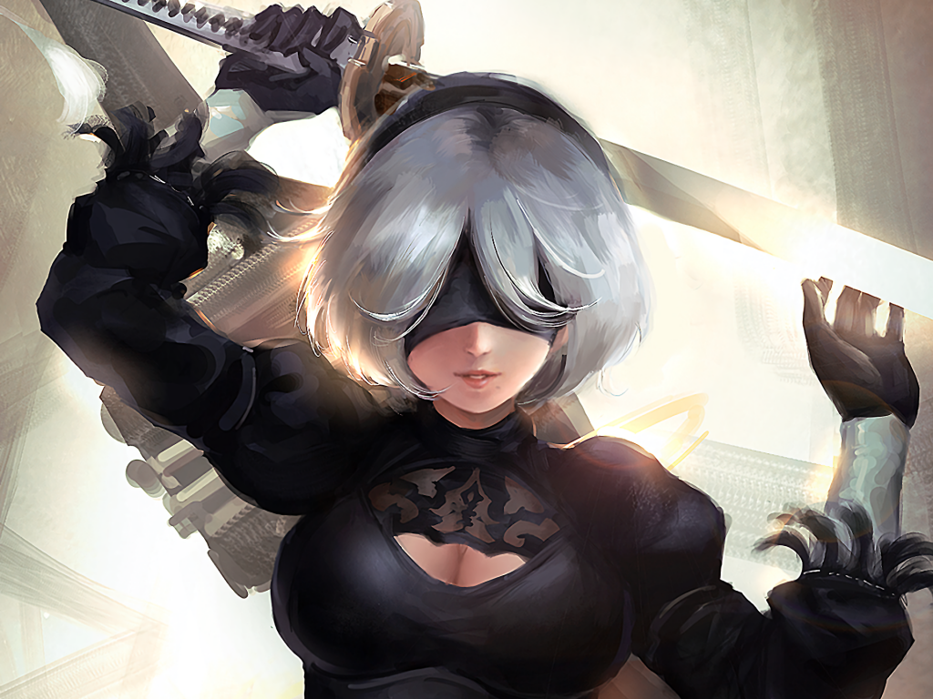 NieR: Automata Wallpaper