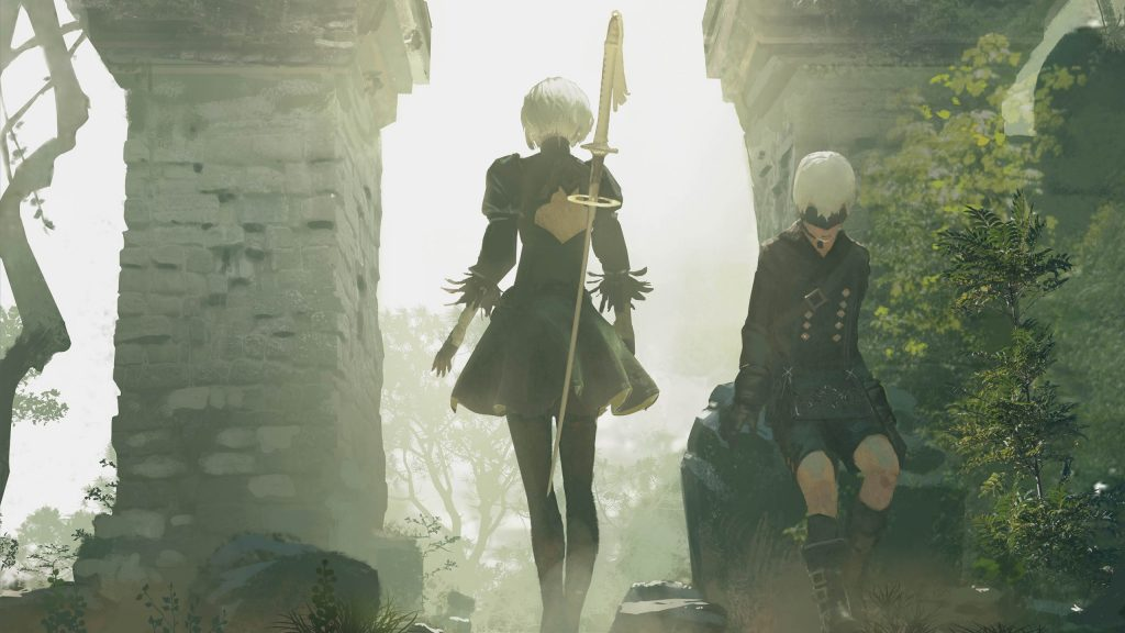 NieR: Automata Quad HD Wallpaper