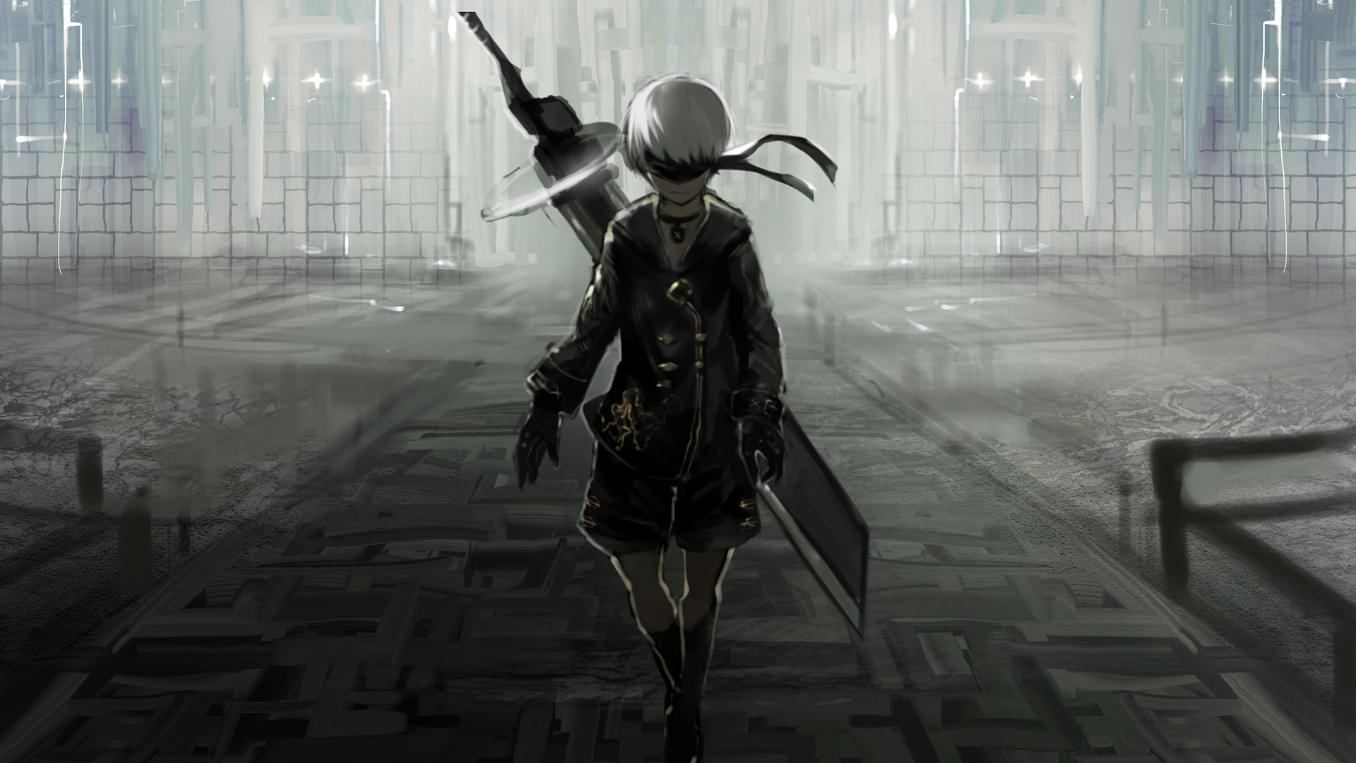 Nier Automata Wallpapers Or Desktop Backgrounds: NieR: Automata Wallpapers, Pictures, Images