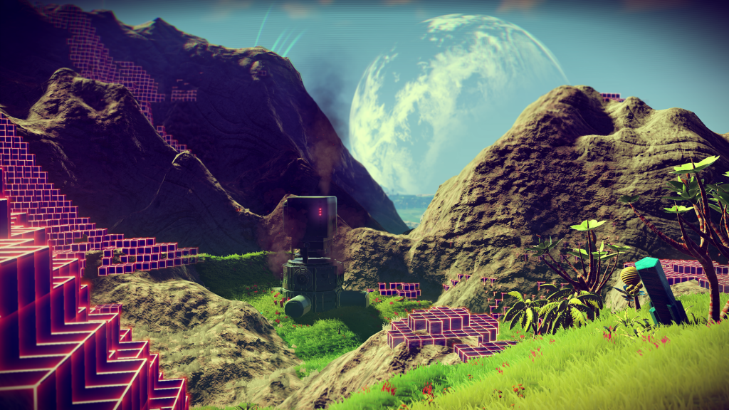 No Man's Sky HD Full HD Wallpaper