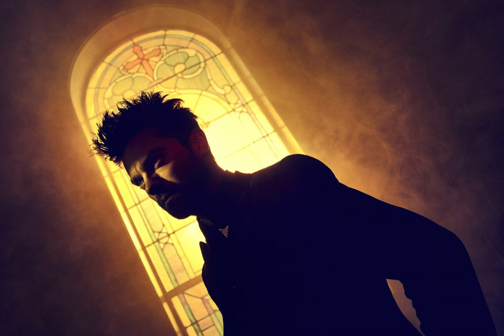 Preacher HD Background