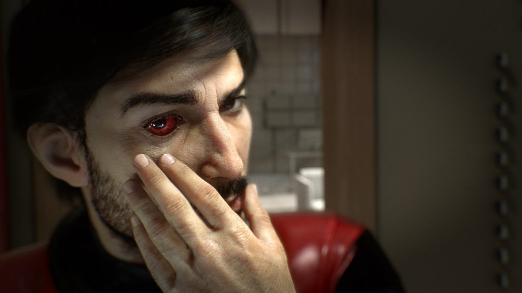 Prey (2017) Full HD Wallpaper