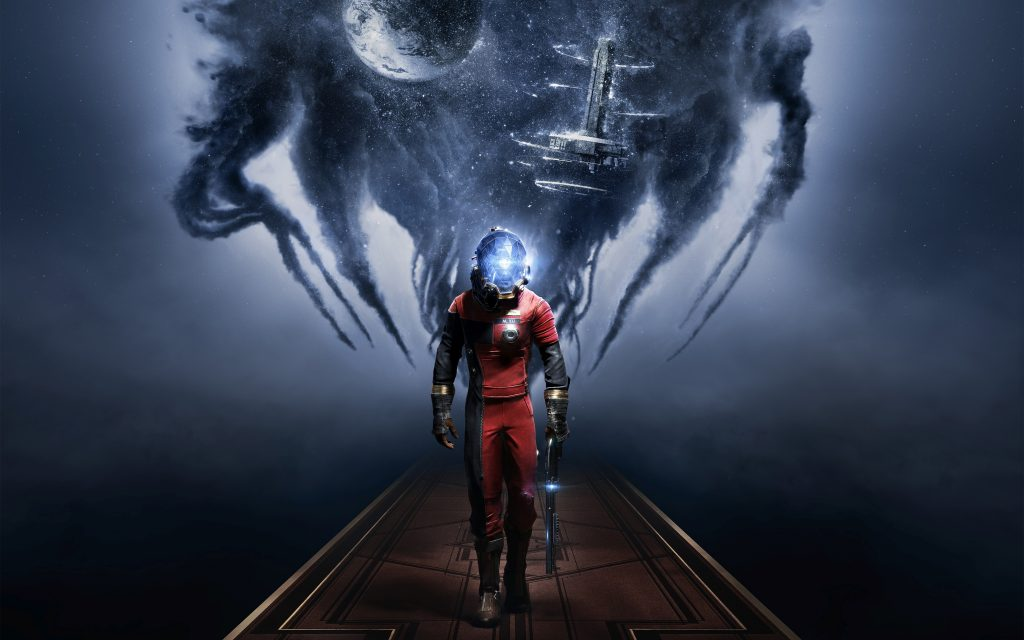 Prey (2017) Wallpaper