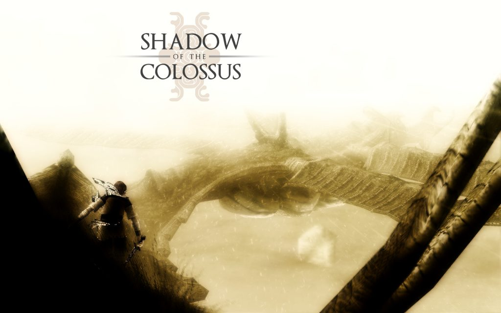 Shadow Of The Colossus Widescreen Wallpaper