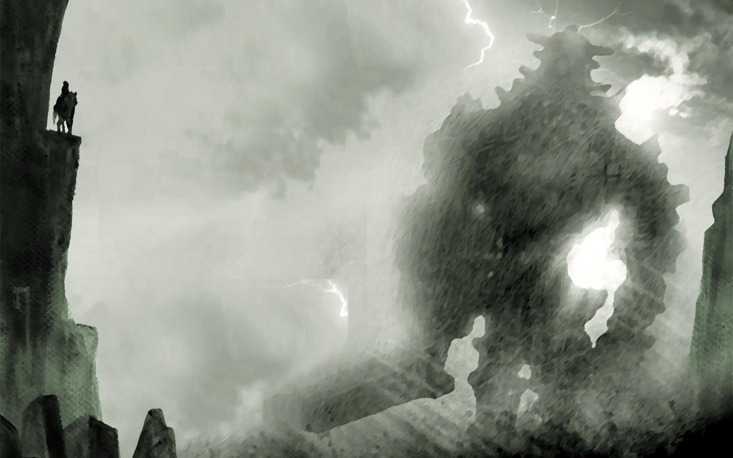 Shadow Of The Colossus Wallpapers Pictures Images