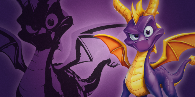 Games wallpapers desktop backgrounds hd pictures and images - Spyro wallpaper ...