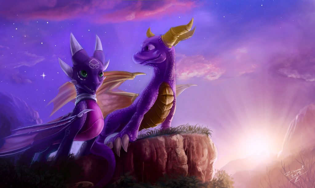 Spyro The Dragon Wallpaper