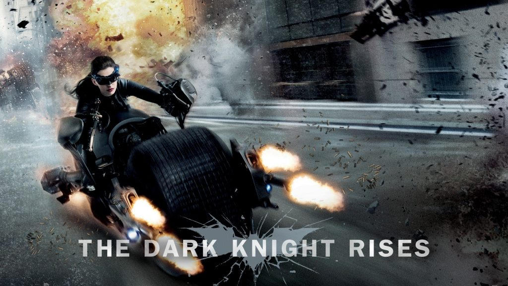 The Dark Knight Rises Full HD Background
