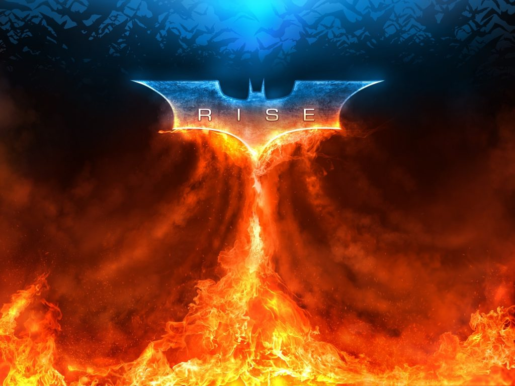 The Dark Knight Rises Background