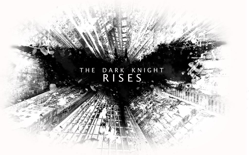The Dark Knight Rises Widescreen Background
