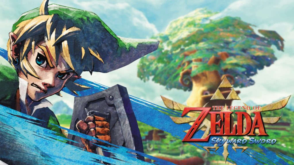 The Legend Of Zelda: Skyward Sword Full HD Wallpaper